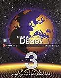 Demos. Ciencias sociales, geografia. Per le Scuole superiori: Nuevo Demos 3 (parte Comun)