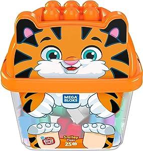 Mega Bloks Smiley Tiger