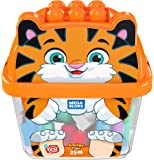Mega Bloks GCT48 Smiley Tiger, Multicolor