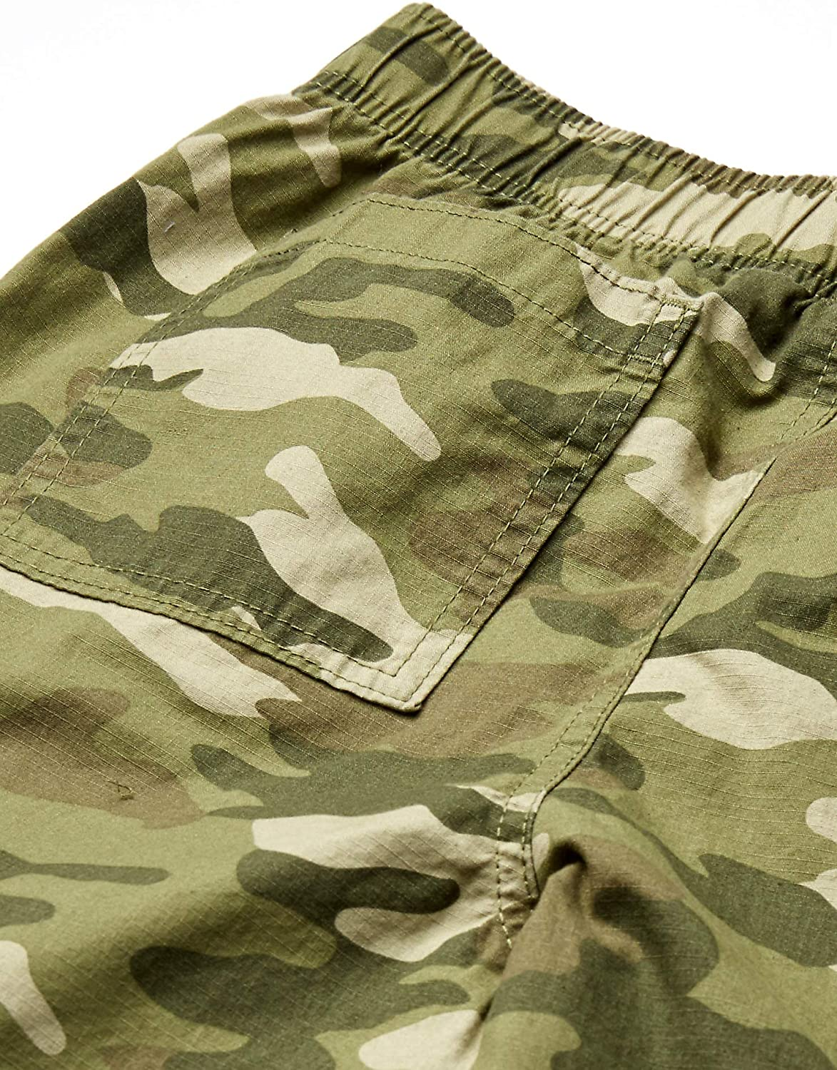 The Childrens Place Boys Big Husky Cargo Shorts