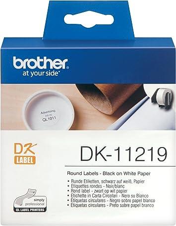 QL-560 400 DRUCKER ETIKETTEN 29x90mm WASSERFEST für BROTHER P-touch QL-550