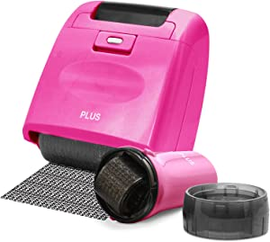 Guard Your ID Security Stamp Pink Wide Roller 2 Piece Kit Blockout Address Cover Faster Alternative to Shredder