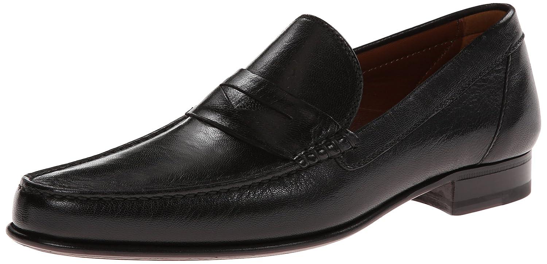 a.testoni Men's Triangle Keep Slip-On Loafer