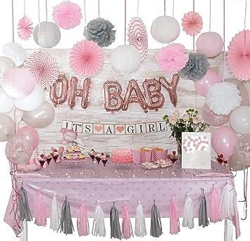 Amazon.com: Princess Mitna + 100 piezas de decoración para ...
