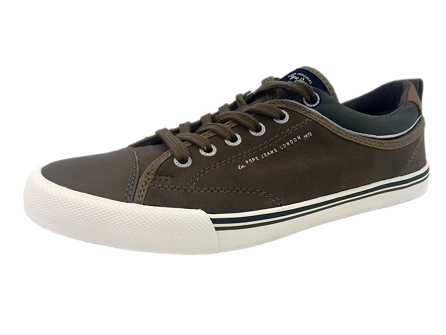 Pepe Jeans Herren Britt Turnschuhe, (951 Taupe) Taupe) Taupe) (43) ee460c