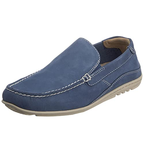 Rockport Cape Noble, Mocasines para Hombre, Azul (Blau (Hellblau), 41.5 EU: Amazon.es: Zapatos y complementos