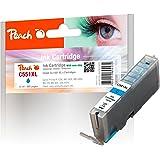 Peach 316832 Cartouche d'encre Bleu