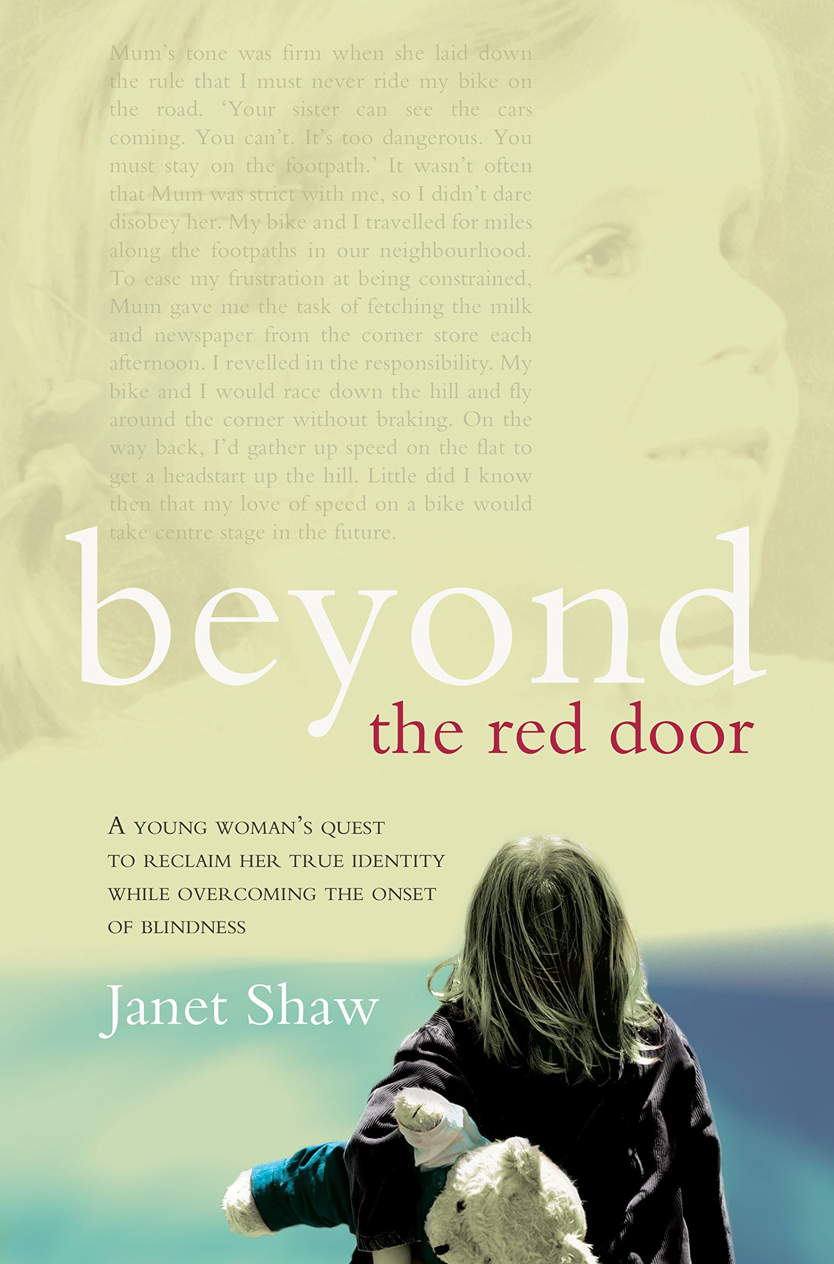 Beyond The Red Door Janet Shaw 9781741143195 Amazon Books