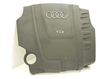 Audi A4 B8 20 Tdi Engine Cover Sound Absorber Amazoncouk Car