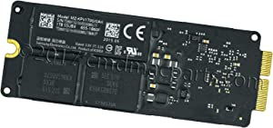 "Odyson - 1TB SSD (PCIe 3.0 x4, SSUBX) Replacement for MacBook Pro 13"" Retina A1502 (Early 2015), 15"" A1398 (Mid 2015)"