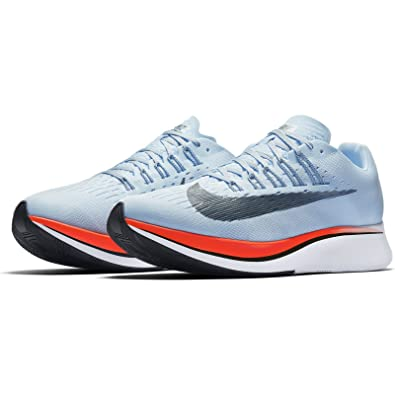 NIKE Mens Zoom Fly, Ice BlueBlue Fox, ...