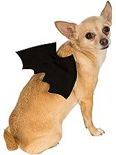 Rubie's Pet Costume Bat Wings, Small to Medium