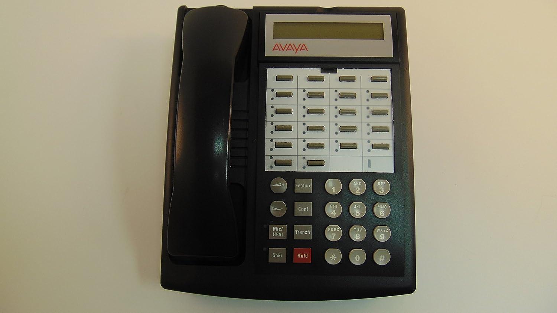 Avaya Partner 18D Telephone Black (Renewed)