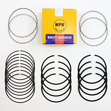 types assembly of and piston rings pistons