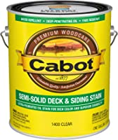 Cabot 140 Semi-Solid Deck Stain