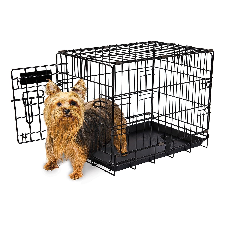 Aspen Pet Single-Door Home Training Crate, 19 W x 11 D x 13 H