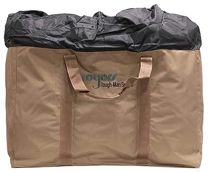Rogers Tough-Man Series 6 Slot Full Body Goose Decoy Bag