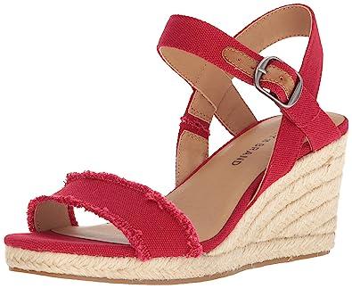 c71eca46b34906 Lucky Brand Women s Marceline Espadrille Wedge Sandal