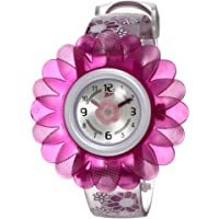 Zoop Analog Silver Dial Children's Watch -NKC4005PP01