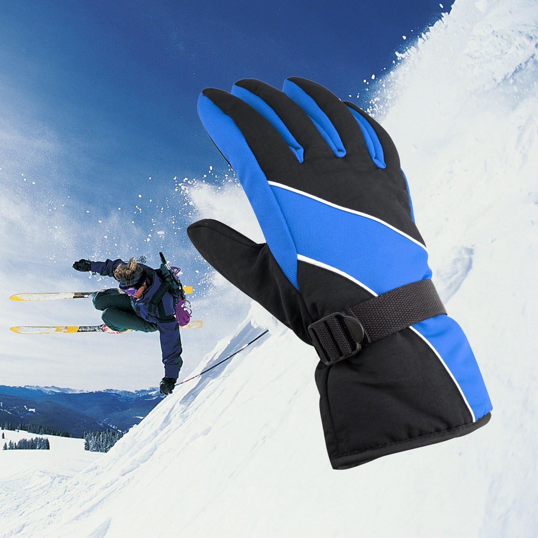 guanti da neve contro il freddo e adatti per sport invernali TRIXES