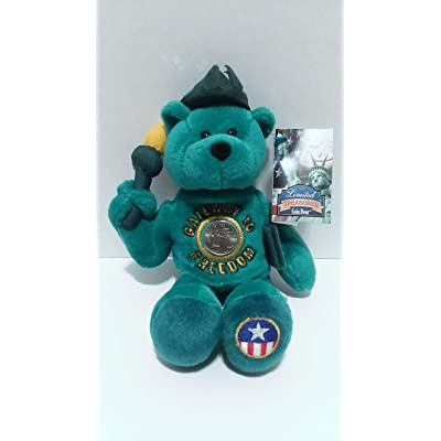 Liberty The Patriotic Bear: Toys & Games