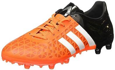 adidas Performance ACE15.3 FG/AG, Herren Fußballschuhe, Orange (Solar Orange