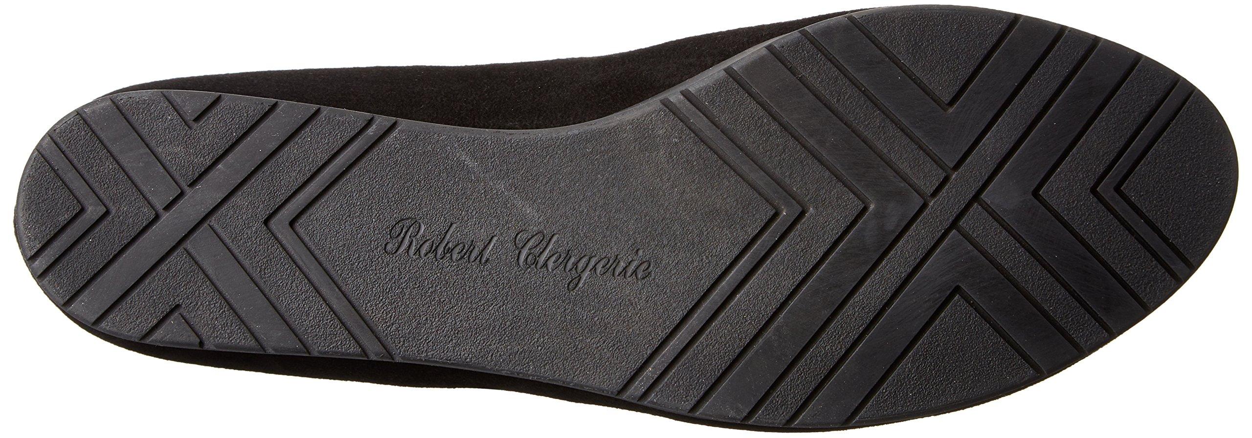 Robert Clergerie Women's Natul Winter Boot,Black Suede,39.5 EU/9 B US by Robert Clergerie (Image #3)