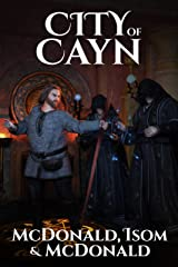City of Cayn (The Cayn Trilogy Book 2) Kindle Edition