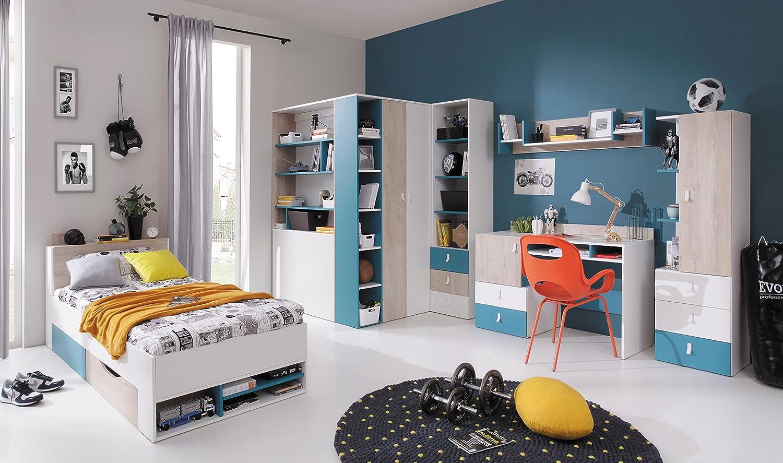 Qmm Traum Moebel Jugendzimmer Kinderzimmer Komplett Space Set B
