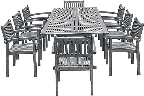 Vifah V1294SET24 Outdoor Patio Dining Set