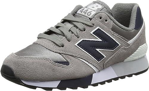 New Balance 446 80s Running, Zapatillas Unisex Adulto, Gris (Light ...