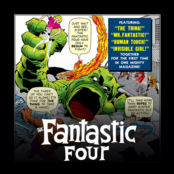 Fantastic Four (1961-1996) (Collections) (46 Book Series)