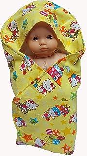 Doll Clothes Superstore Adatto per Il Bagnetto da Bagno per Bambole con Stampa di Gattini 15-16 Pollici