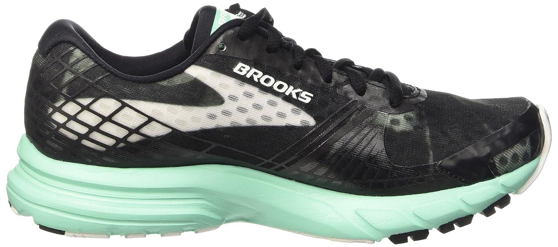 Brooks Damen Launch Launch Damen 3 W Laufschuhe Mehrfarbig (schwarz/Weiß/Ice Grün) 9a4a61