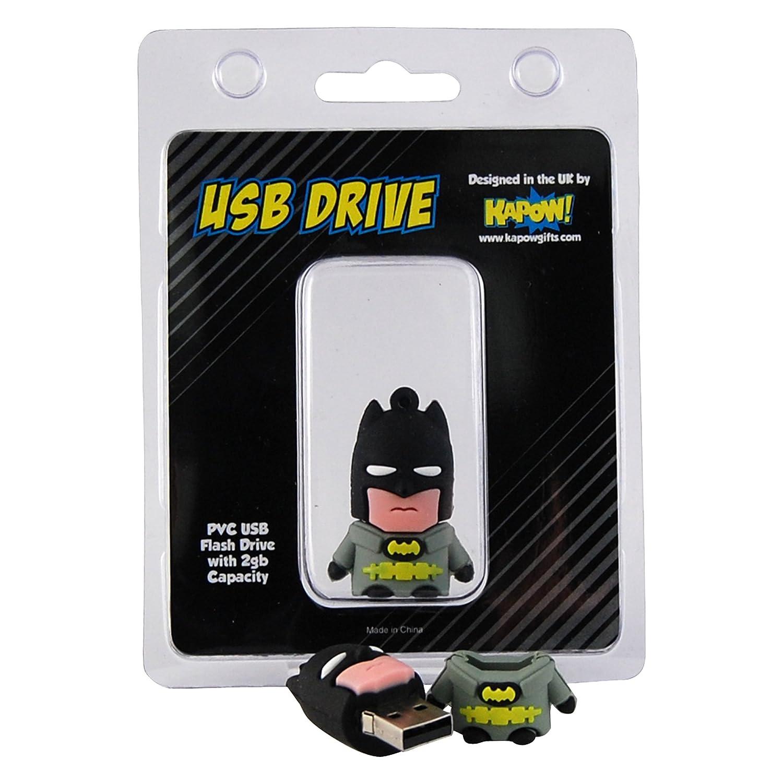 Batman - Disco Flash USB Memory Stick DC Comics Bate Hombre (2GB ...