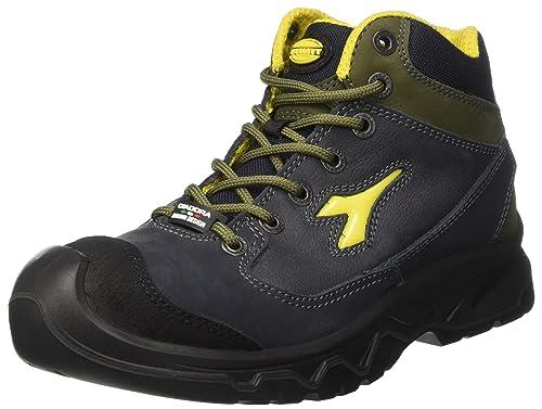 Diadora Continental II High S3, Zapatos de Trabajo Unisex Adulto: Amazon.es: Amazon.es