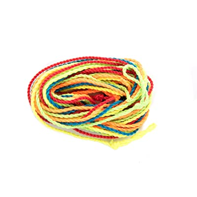 Yomega YoYo Multi Color String – 5 strings per package. (colors may vary): Toys & Games [5Bkhe0806869]