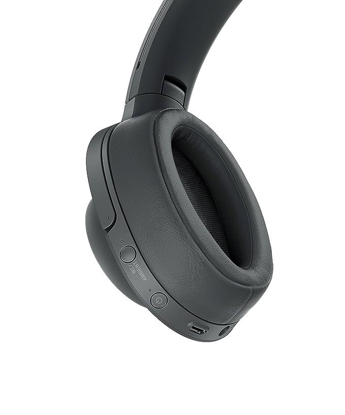 Sony WHH900N - Auriculares de Diadema inalámbricos, Color Negro: Amazon.es: Electrónica