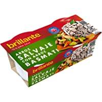 Brillante Arroz Salvaje Con Arroz Basmati 125G X