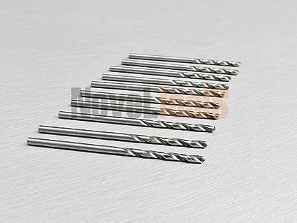 10.2 mm HSS Drill Bits.