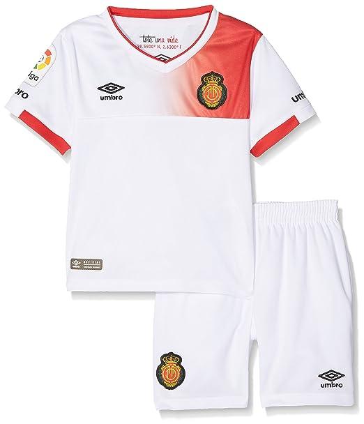 Umbro RCD Mallorca Away Conjunto de Camiseta y pantalón, Hombre ...