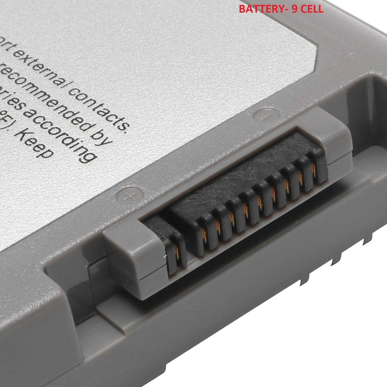 Panasonic Toughbook Cf-30, Toughbook Cf-31, Toughbook Cf-53, Cf-30, Cf-31, Cf-53 Laptop Battery - 9 Cell 7800mah Battery Cf-vzsu46 Cf-vzsu46au Cf-vzsu46u Cf-vzsu71u Cf-vzsu72u