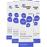 Mountain Falls Oil-Free Facial Moisturizer for Sensitive Skin, 4 Fluid Ounce (Pack of 4)