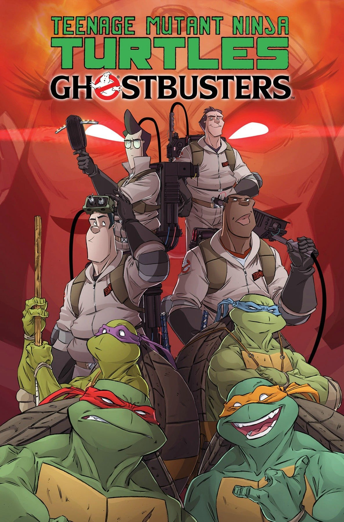 Teenage Mutant Ninja Turtles/Ghostbusters: Amazon.es: Erik ...