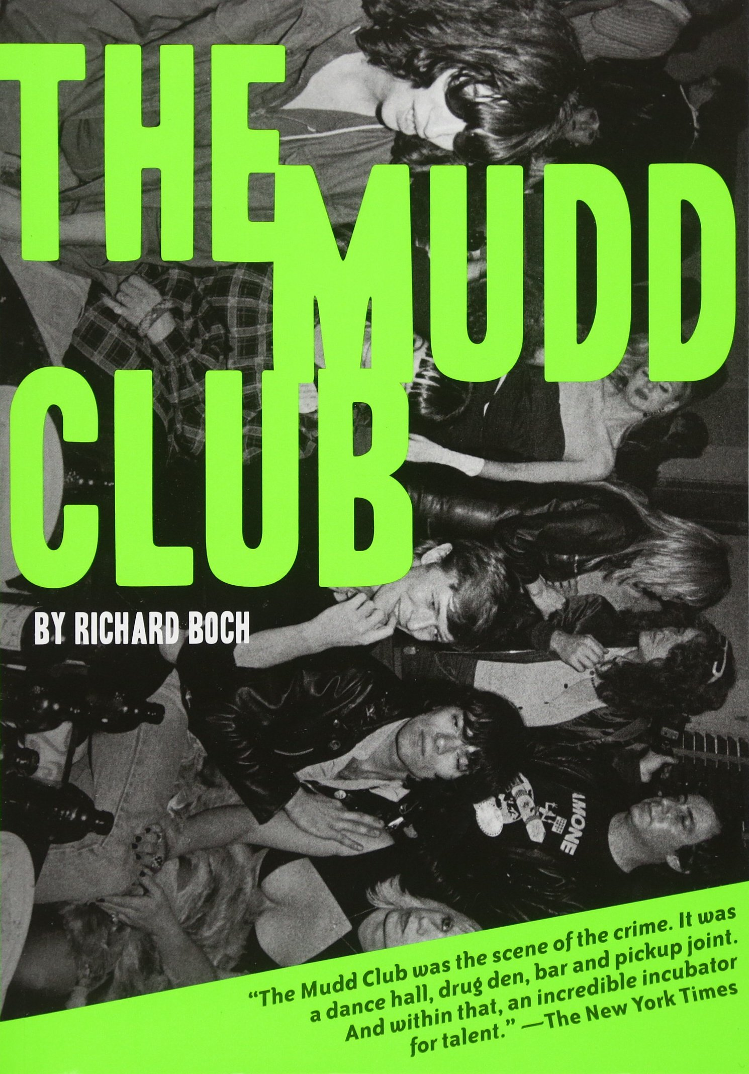 Download The Mudd Club ebook