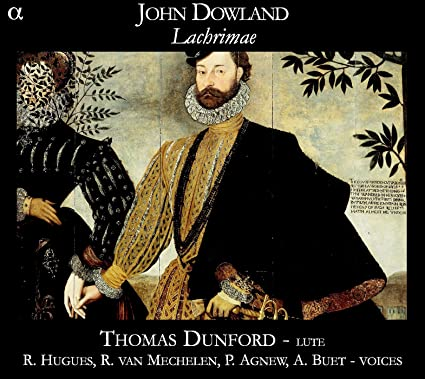 Dowland: Lute Songs 81syRNITwzL._SX425_