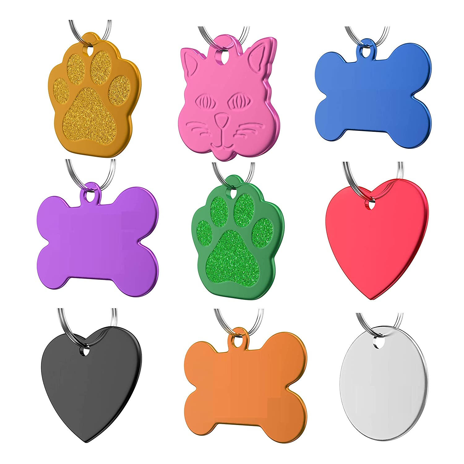 Dr. Fremont's Pet ID Tag Dog