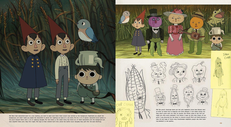 The Art of Over the Garden Wall: Amazon.es: McHale, Patrick, Edgar, Sean: Libros en idiomas extranjeros