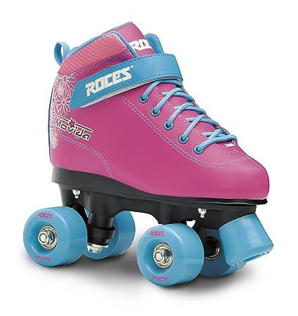 Roces niña Movida Tipo Roller Skates/rollschuhe Street, niña, Movida Art, Rosa