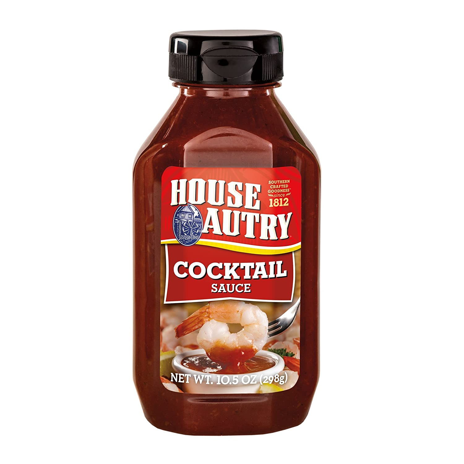 House Autry Cocktail Sauce, 10.5 oz (Pack of 2)